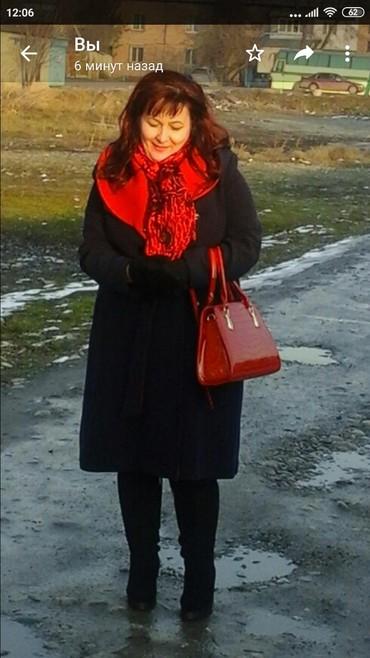 Пальто - Кок-Ой: Пальто пр-во Турция.Отдам за 2000т,,,р 48-52.В отличном состоянии, од