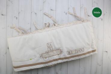 Бортик для дитячого ліжка    Висота:33 см Ширина: 340 см Матеріал: 100