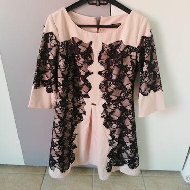 38 - Srbija: Prodajem haljinu, kupljena u butiku Selection. Obučena samo jedan put