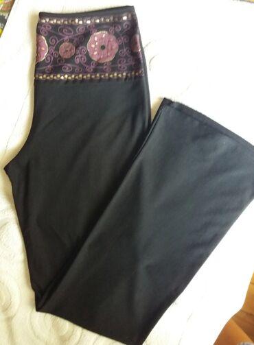 Pantalone uske - Srbija: Helan-pantalone, mekane, prijatne za nosenje. uz nogu a od kolena na