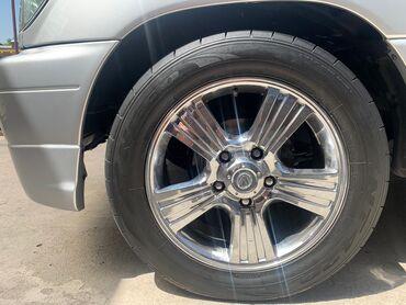 1433 объявлений: Диски от Lexus570, TLC200, 470, 100 R20 без резины Диски оригинал не в