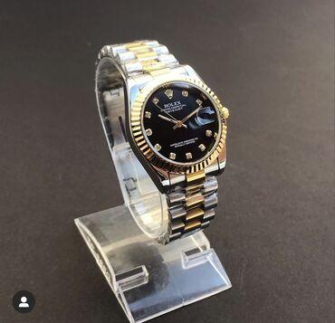 купить золотые часы в бишкеке in Кыргызстан   АВТОЗАПЧАСТИ: ROLEXзолотойХарактеристики:корпус,браслет из нержавеющей