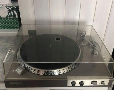 Elektronika - Smederevo: Gramofon Sony PS-212A, uvoz Svajcarska