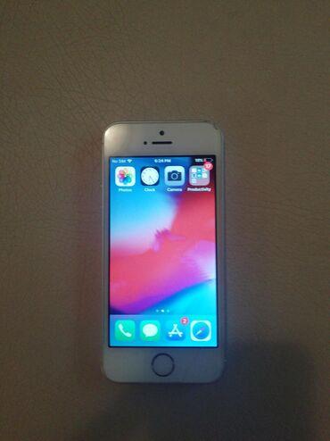 Apple Iphone | Beograd: Iphone 5s samo za telenor mrezu.  Telefon je u prilicno dobrom stanju