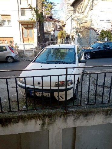 Fiat punto - Srbija: Fiat punto 1,9 jtd. 2002. Godiste. U izvanrednom stanju. Presao 300000