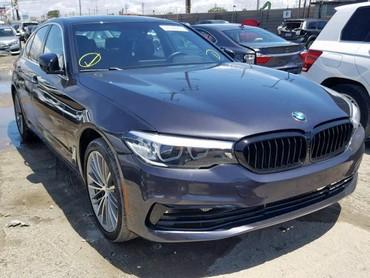 bmw-6-серия-645ci-mt - Azərbaycan: BMW 530 2 l. 2017 | 22616 km