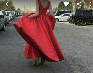Шикарное платье размер 42_46 в Бишкек