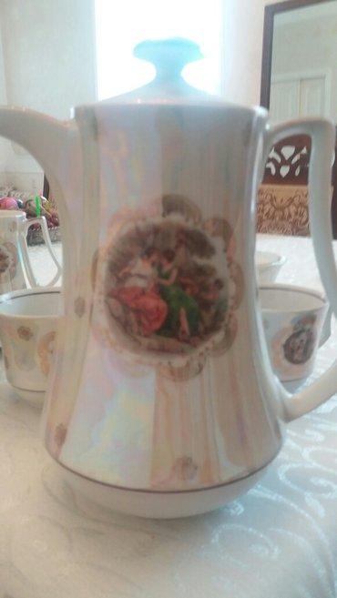 Bakı şəhərində Qermaniya istehsalı  22 persondan ibarət  olan madonna servis satılır.