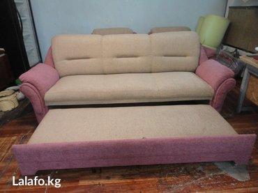 Перетяжки мягкой мебели замена ткани в Беловодское