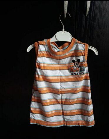 Dečiji Topići I Majice | Prokuplje: C&A Disney majica kao nova bez oštećenja Velicina 92