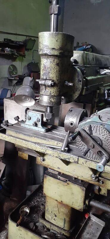фрезер ручной в Кыргызстан: Унивесально-фрезерный станок 675