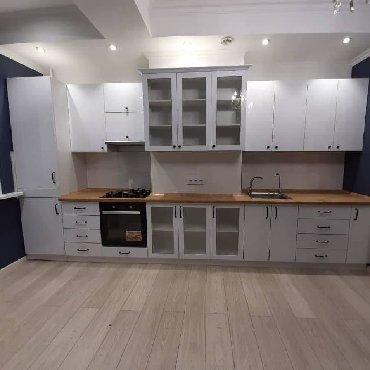 практичная кухонная мебель в Кыргызстан: Кухонная мебель на заказ