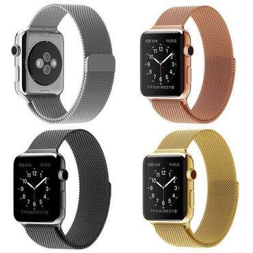 Ремешок Миланская петля для Apple Watch 42-44 мм, 38-40 Описание