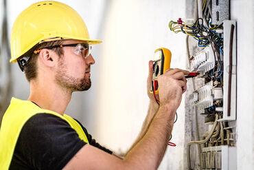 Электрик | Установка люстр, бра, светильников, Прокладка, замена кабеля | Больше 6 лет опыта