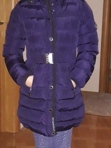 Zimska jakna za devojcice vel. 10 bez ostecenja u super stanju - Gornji Milanovac