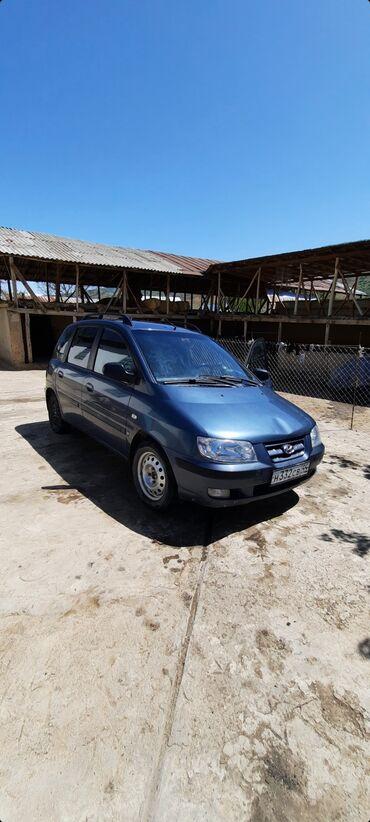 Hyundai Matrix 1.5 л. 2002 | 207800 км