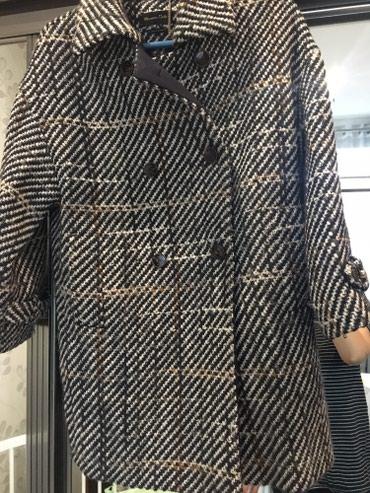 """Продаю шакарное пальто""""Massimo Dutti"""",очень в Кызыл-Суу"""