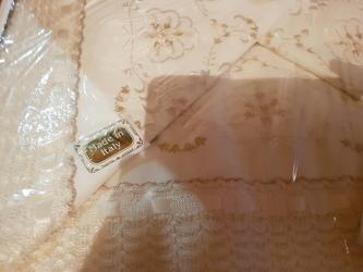 детский комплект постельного белья в кроватку в Кыргызстан: Комплект постельного белья,новые