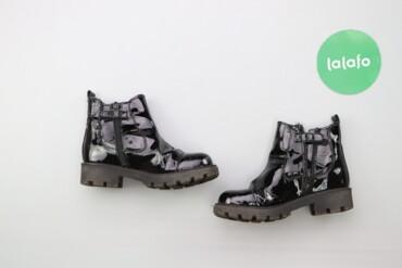 Дитячі лакові чоботи Unisa, p. 30    Довжина підошви: 21 см Висота під