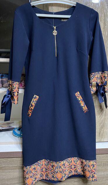 Платье турецкое Размер S Качество отличное Состояние б/у  Цена: 800