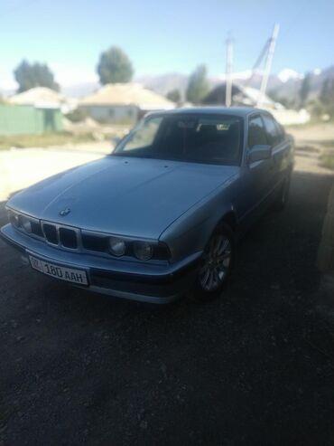 BMW - Бишкек: BMW 525 2.5 л. 1992 | 400000 км