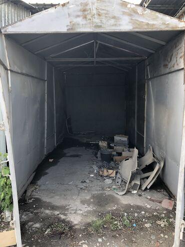 Гаражи - Кыргызстан: Продаётся гараж Внутри есть подвал  Адрес: ГСК No 16