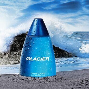 Парфюмерия - Талас: Глейшер Glacier синий Oriflame Оригинал  Обслуживаю города Бишкек Тала