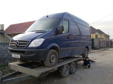 прицеп эвакуатор  до 3 тон, свежий из германии in Бишкек