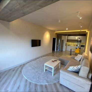 Apartment for rent: 2 bedroom, 65 sq. m, Bishkek
