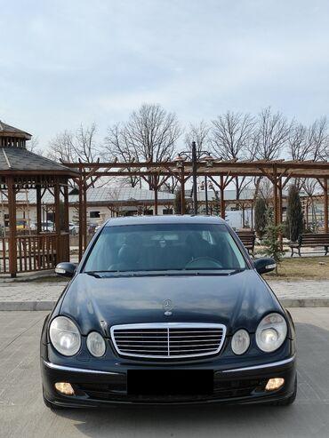 Mercedes-Benz E 500 5 л. 2002