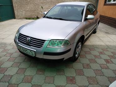 запчасти на volkswagen passat b3 в Кыргызстан: Volkswagen Passat 1.8 л. 2002 | 123456 км