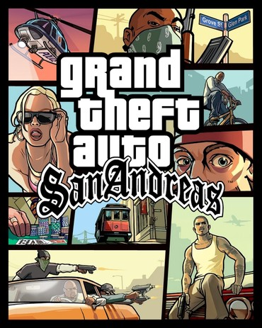 GTA San Andreas Igrica za PC - Nis