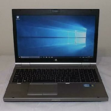 hp elitebook в Азербайджан: Model Hp Elitebook 8563pCpu İntel Core i5 2540 M (2ci nəsil) 2.6