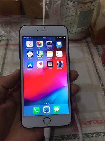 obmen iphone 5 в Кыргызстан: Срочно продаю iphone 6+ 16gigabayte в хорошем состоянии отпечатка и