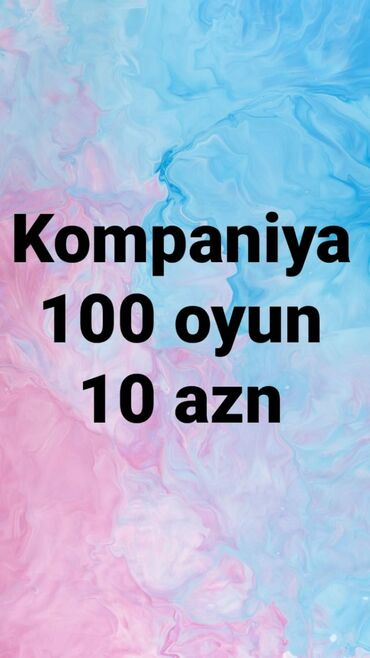 oyun kompyuterleri в Азербайджан: 100 oyun 10 man. V.7 en son oyunlar. Ps3 oyunlarin yazilmasi 100 oyun