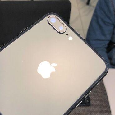 Apple Iphone - Бишкек: Б/У iPhone 8 Plus 64 ГБ Черный