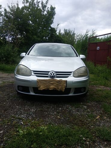 volkswagen 5 в Ак-Джол: Volkswagen Golf R 2 л. 2004 | 140000 км