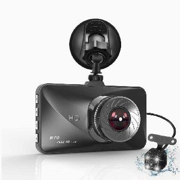 видеорегистратор 3 в 1 в Азербайджан: 1080P geniş baxış bucağı: Hətta yüksək sürətli sürücülükdə də alət