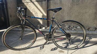мужские эспадрильи в Кыргызстан: Продаю велосипед.Колеса: 28Рама: 18 (сталь)Ростовка: 175см и
