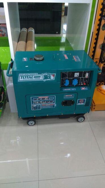 Generator 5.5kv.benzin,tek sexsiyyet vesiqesi ile zaminsiz arayissiz