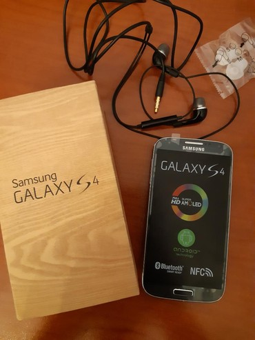 Galaxy s4 бу - Кыргызстан: Б/у Samsung Galaxy S4 16 ГБ Серый