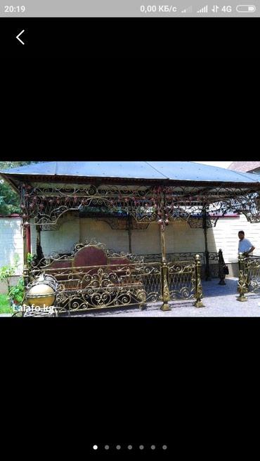 Принимаем заказы всех видов ворота в Бишкек