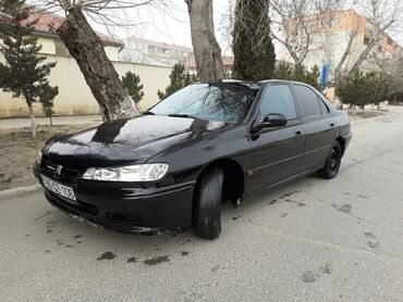 06 masin satisi в Азербайджан: Peugeot 406 1.8 л. 1998 | 375975 км