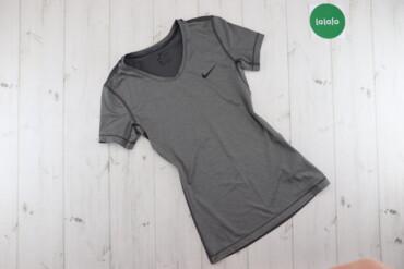Жіноча футболка Nike Dri Fit, p. XS    Довжина: 62 см Ширина плечей: 3
