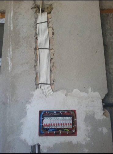 Электро монтаж жазайбыз Бишкек в Бишкек
