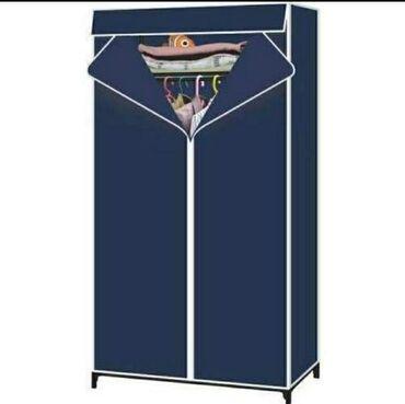 Praktični platneni ormar u koji možete staviti vašu odeću, posteljinu