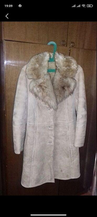 Продаю дублёнки натуралка овечья шерсть! Производство Турция, размер