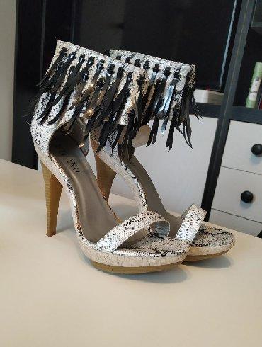 Ženska obuća | Plandište: Sandale kupljene pre dosta godina, nošene svega par puta. Možda će se