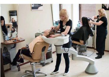 Сдаю кресло парикмахерская за 5000тысяч в Бишкек