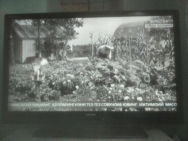 Телевизоры в Ош: Телевизор харошим состаеня 1 метр длина